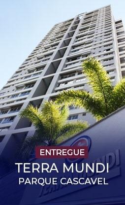 Terra Mundi Cascavel - Apartamentos 2 e 3 Quartos