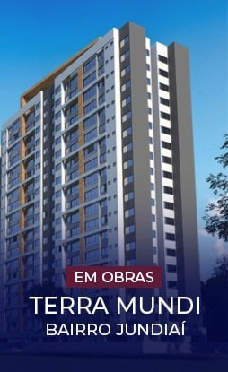 Terra Mundi Jundiaí em Anápolis - Apartamentos 2 e 3 Quartos