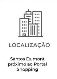 Terra Mundi Santos Dumont - Localização: Próximo ao Portal Shopping