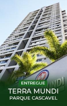 Apartamento Terra Mundi - Construtora Newinc