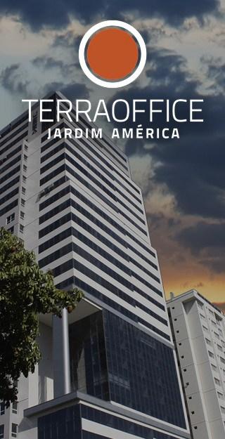 Apartamento Terra Office - Construtora Newinc