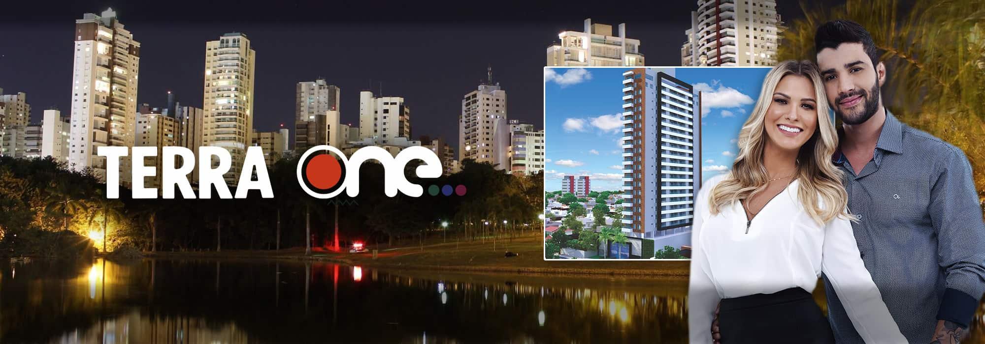 Apartamento Terra One - Construtora Newinc