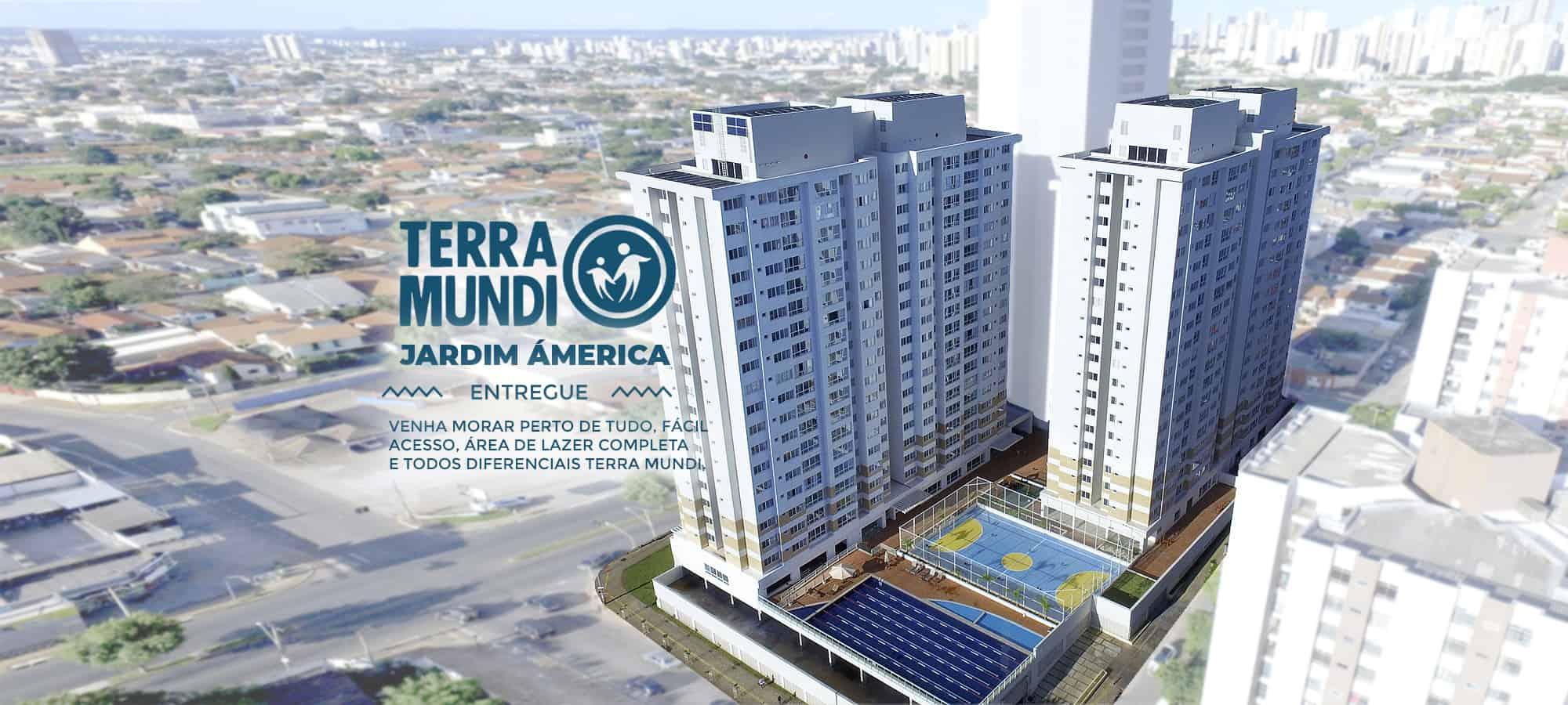 Apartamento Terra Mundi Jardim América - Construtora Newinc