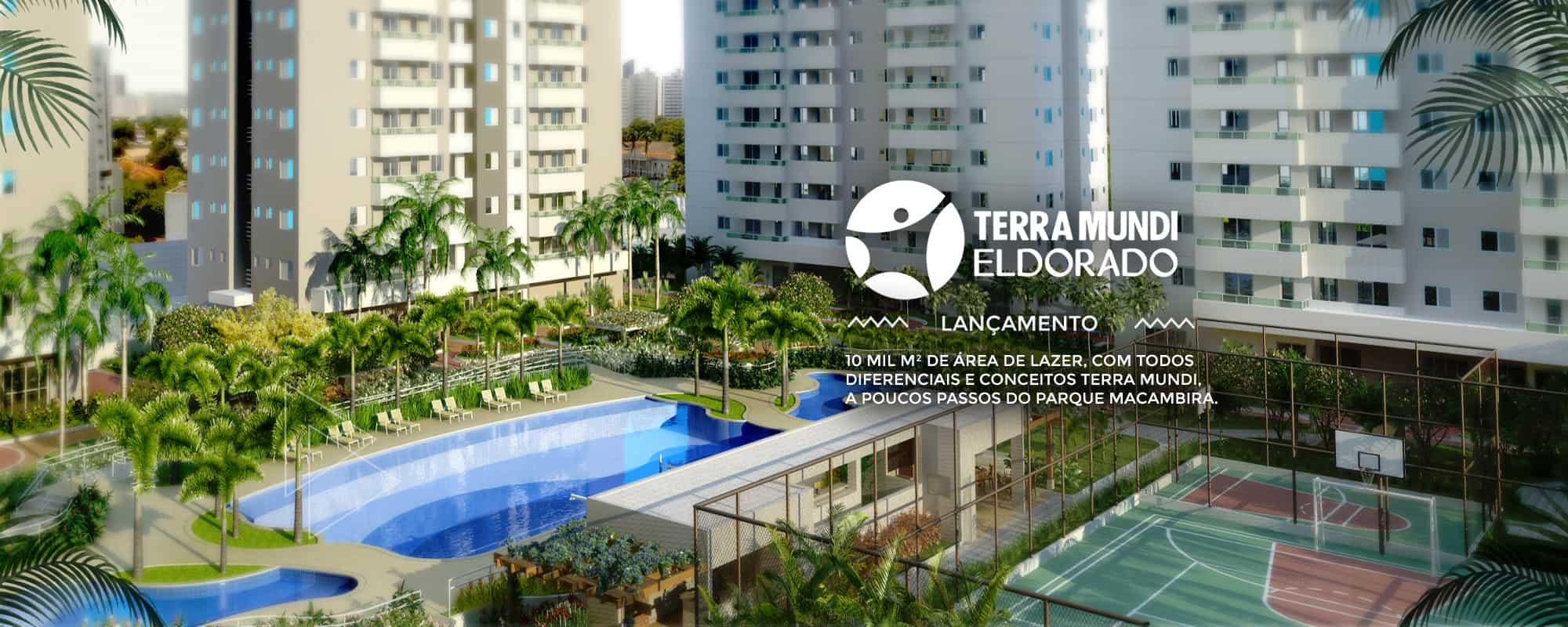 Apartamento Terra Mundi Eldorado - Construtora Newinc